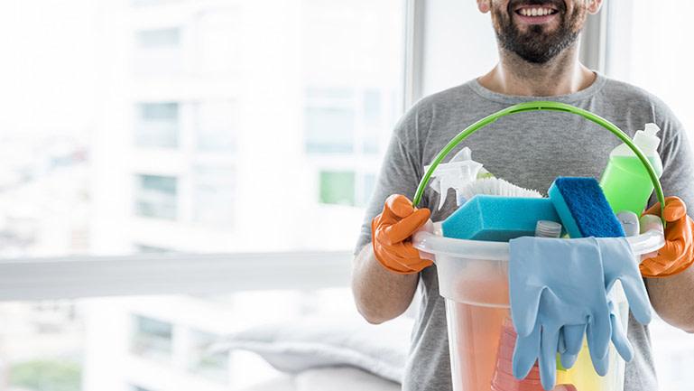 Cuidados com a limpeza de casa para se proteger do coronavírus